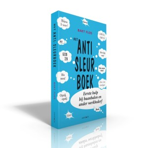Het anti-sleurboek - Front cover JPEG